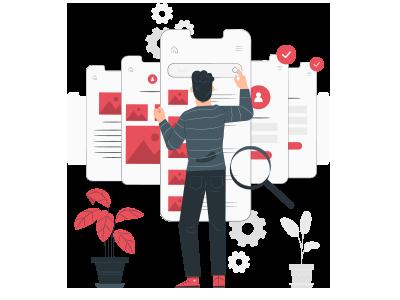 طراحی رابط و تجربه کاربری