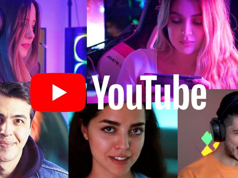 برترین یوتیوبرهای ایرانی